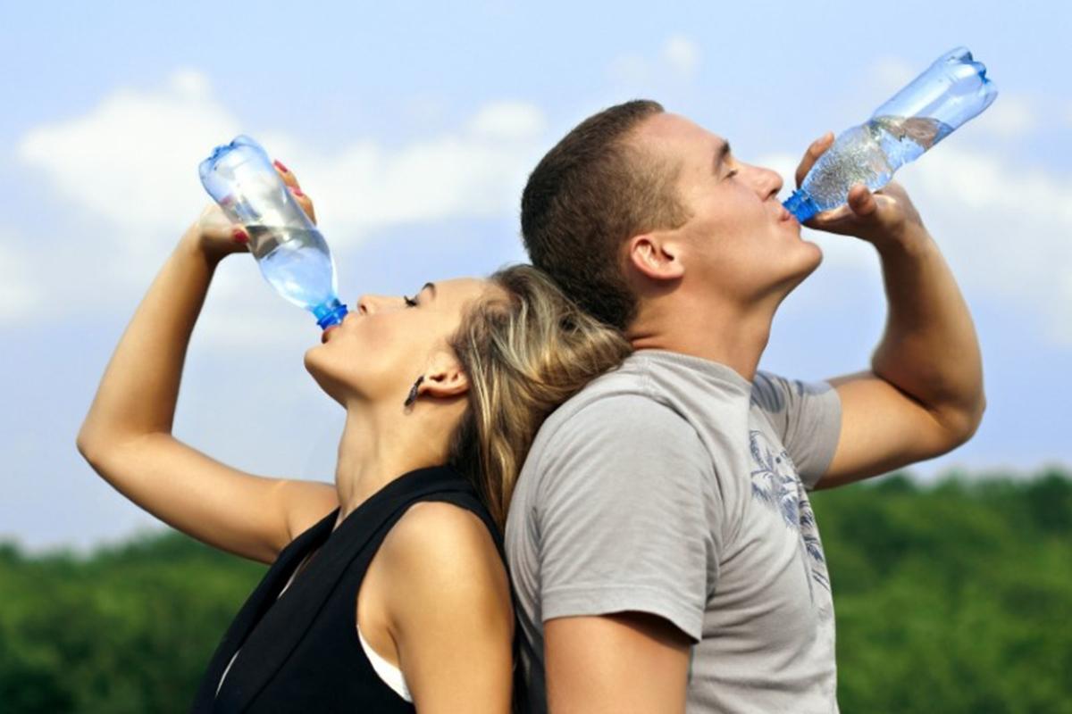 На что наш организм расходует воду