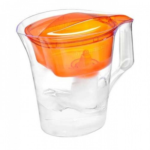 Фильтр кувшин Барьер Твист (оранжевый)