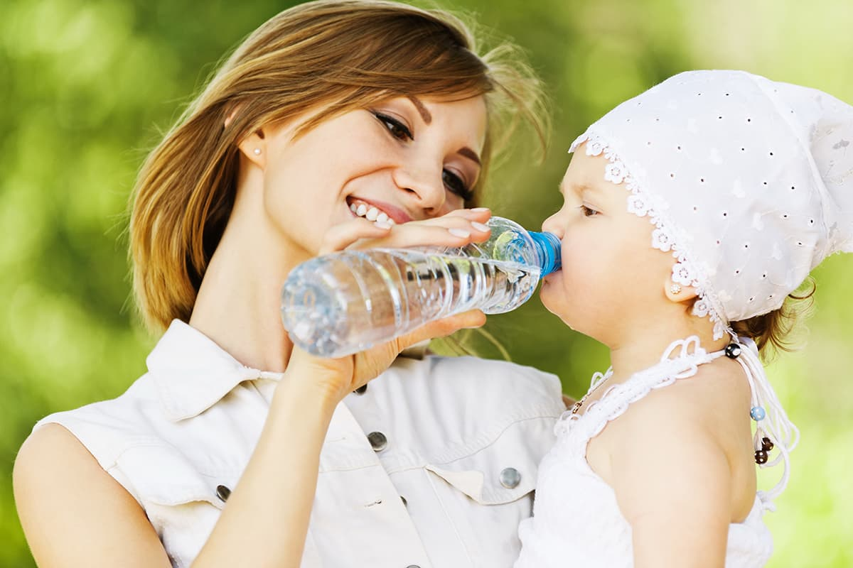 Свойства воды для детей