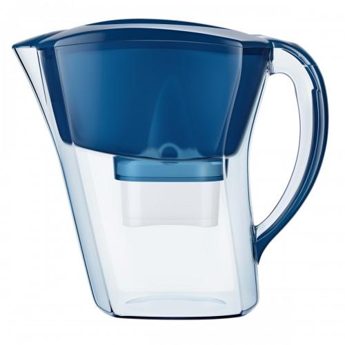 Кувшин  Аквафор Агат (синий кобальт)