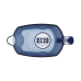 Кувшин Аквафор Аквамарин  (синий коб.)
