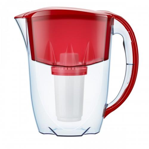 Фильтр кувшин  Аквафор Гратис (рубиново-красный)
