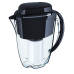 Фильтр кувшин Аквафор J.SHMIDT 500 мобильная система фильтрации (черный)