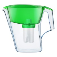 Фильтр кувшин Аквафор Лайн (зеленый)