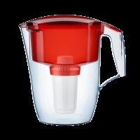 Фильтр кувшин Аквафор Гарри (красный) с модулем А5