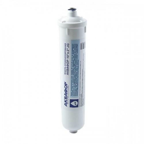 Модуль кондиционирования воды 2 в 1 Аквафор