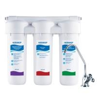 Фильтр для воды Аквафор Трио Fe Н  умягчающий