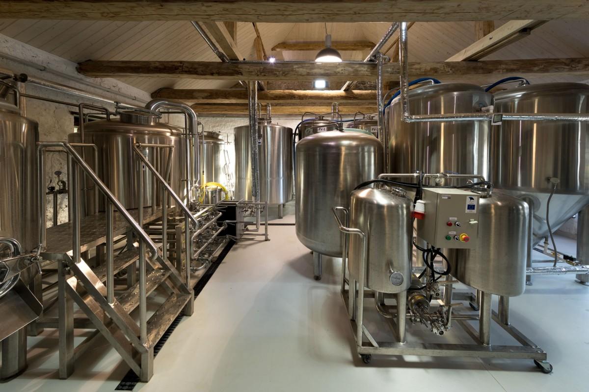 Оборудование для водоподготовки для пива